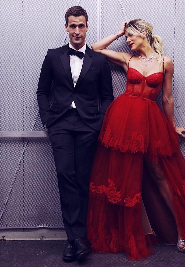 Giovanna Ewbank e Pedro Andrade (Foto: Reprodução/Instagram)