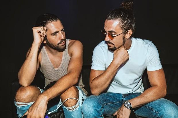 Dimitri Vegas & Like Mike (Foto: reprodução instagram (@dimitrivegasandlikemike)