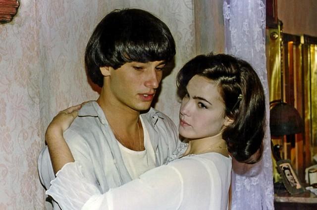 Rodrigo Santoro e Ana Paula Arósio em 'Hilda Furacão' (Foto: Globo)