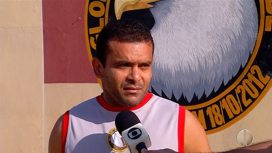 Renatinho Potiguar volta ao Globo FC e pede honra para vencer no Paraná