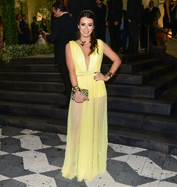 Mariana Saad (Foto: Leo Franco/AgNews)