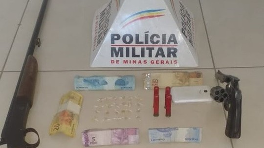 Foto: (Polícia Militar/ Divulgação)