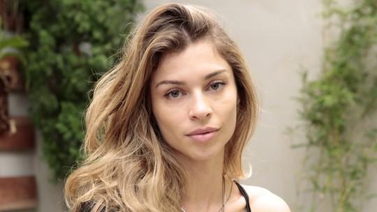 Após cena de abuso, Grazi garante: 'Não é difícil sair da Larissa'