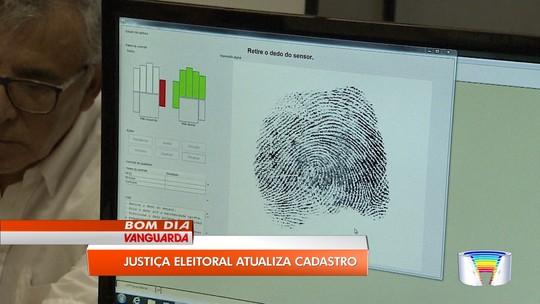 Biometria será obrigatória em seis cidades da região nas eleições de 2018