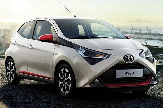 Toyota Aygo  (Foto: Divulgação)