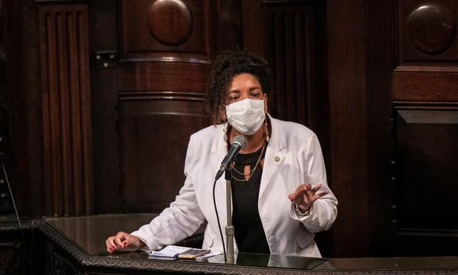 Será votado hoje projeto de Lei da deputada  Renata Santos