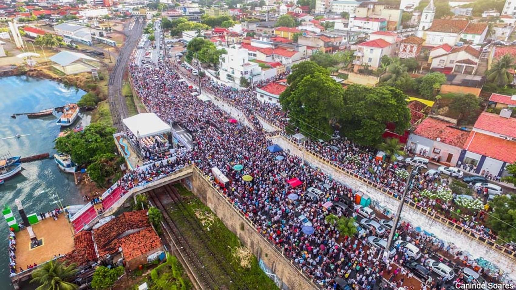A 9 dias de comemoração da Padroeira de Natal, Defesa Civil interdita área da Pedra do Rosário - Notícias - Plantão Diário