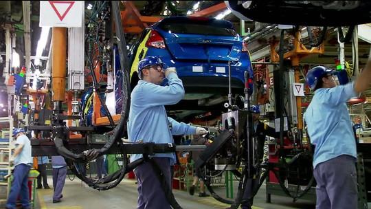 Baixa nas exportações faz produção de veículos cair 6,3% em setembro