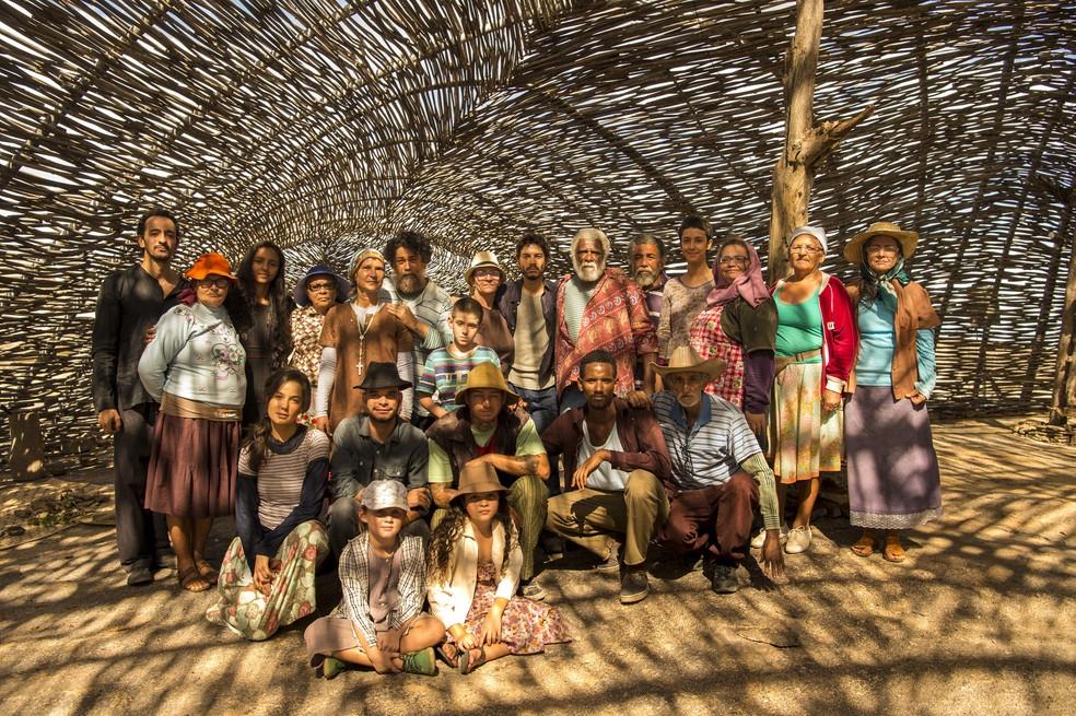 Lajedo dos Anjos será uma comunidade autossustentável e colaborativa (Foto: Estevam Avellar/Globo)
