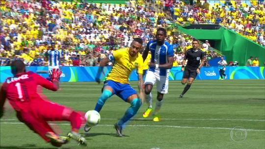 """Micale relembra Neymar da Rio 2016 e avisa: """"Se se entregar, vai ser o número 1"""""""