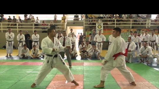 O Passando a Guarda mostra os melhores momentos do 13º Campeonato Brasileiro JKA 2012