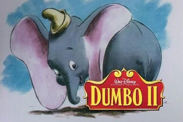Divulgação de Dumbo II (Foto: Reprodução)