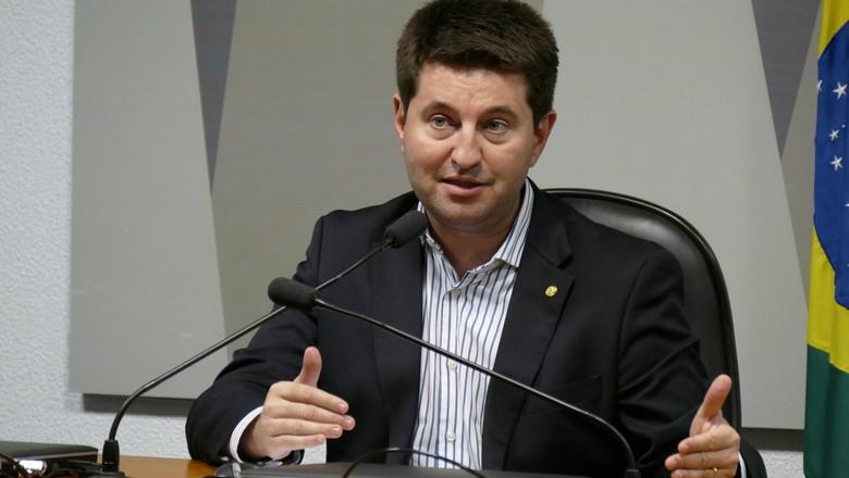 Deputado Jeronimo Goergen (PP-RS) (Foto: Roque de Sá/Agência Senado)