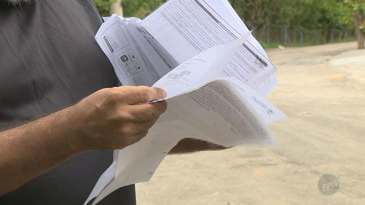 Campinas: Serasa diz que inadimplentes têm média de quatro contas em atraso
