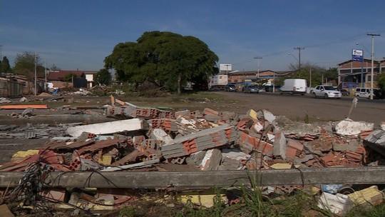 Desocupação de famílias para obras na ERS-118 é concluída, e moradores aguardam ressarcimento