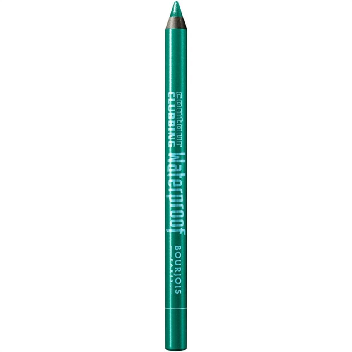 Lápis contour clubbing waterproof loving green Bourjois R$ 42,90 (Foto: divulgação)