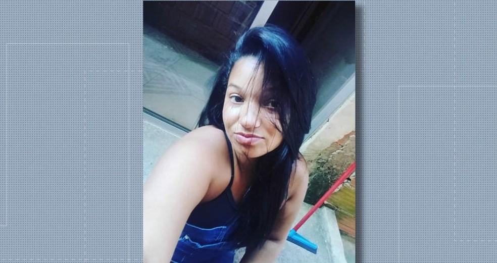 Jovem foi morta após confusão em bar em Vitória — Foto: Divulgação/Redes Sociais