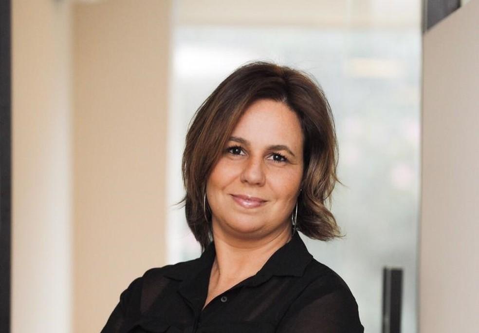 A advogada Diana Serpe, especialista em direitos relacionados ao autismo. — Foto: (Foto: Divulgação / Andrea Benedetti)