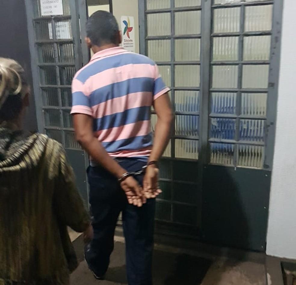 Cid Mauro da Silva, de 45 anos, era conhecido como 'maníaco da moto' e classificado como estuprador em série em Cuiabá (Foto: Polícia Civil de MT/Assessoria)