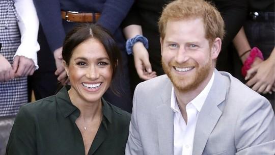 Foto: (Reprodução/Twitter/Kensington Palace)