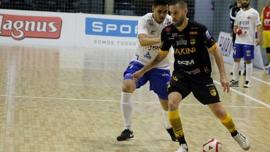 Foto: (Brenno Domingues/ São José Futsal)