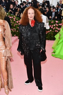Grace Coddington de Louis Vuitton