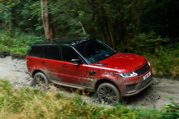 Range Rover Sport 2019 (Foto: Divulgação)