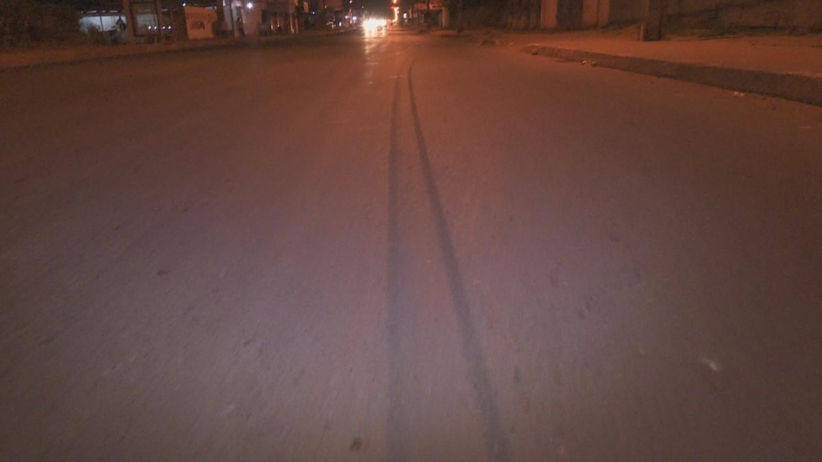 Ciclista morre após ser atropelado por taxista na zona Oeste de Boa Vista