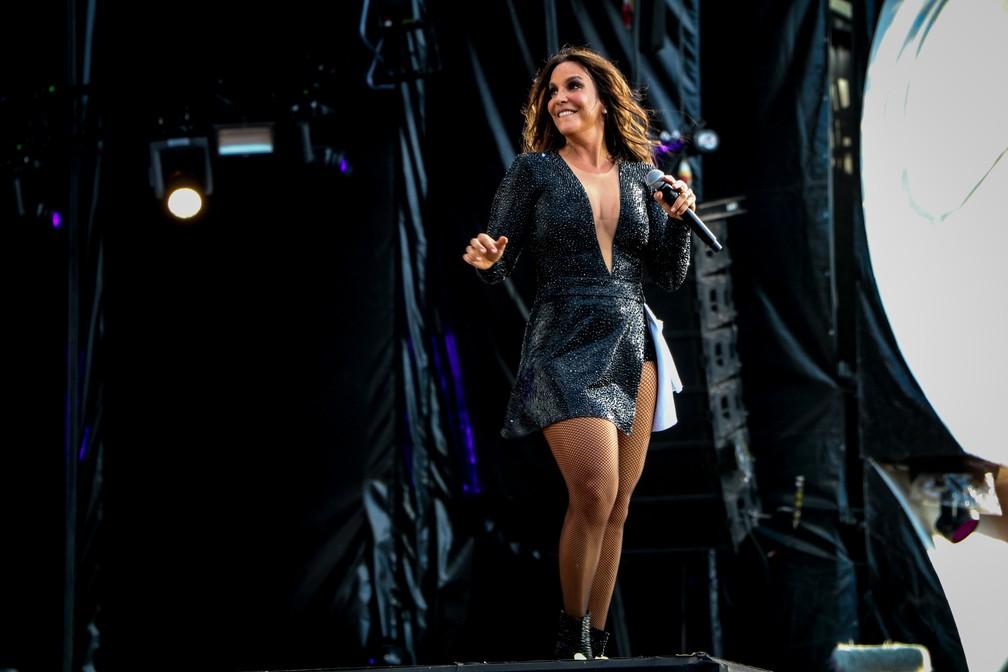 Ivete Sangalo se apresenta no Rock in Rio Lisboa neste sábado (30) (Foto: Divulgação )