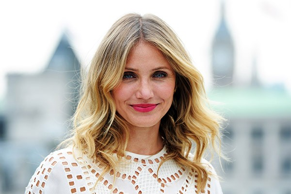 A atriz Cameron Diaz (Foto: Getty Images)