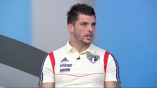 Thiago Volpi comenta lances de Fluminense x Ceará