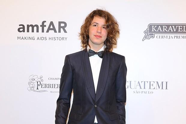 Lucas Jagger (Foto: Manuela Scarpa e Iwi Onodera/Brazil News)