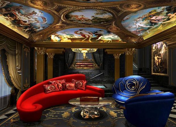La Villa du Comte, do Hotel 13 em Macau (Foto: Divulgação)