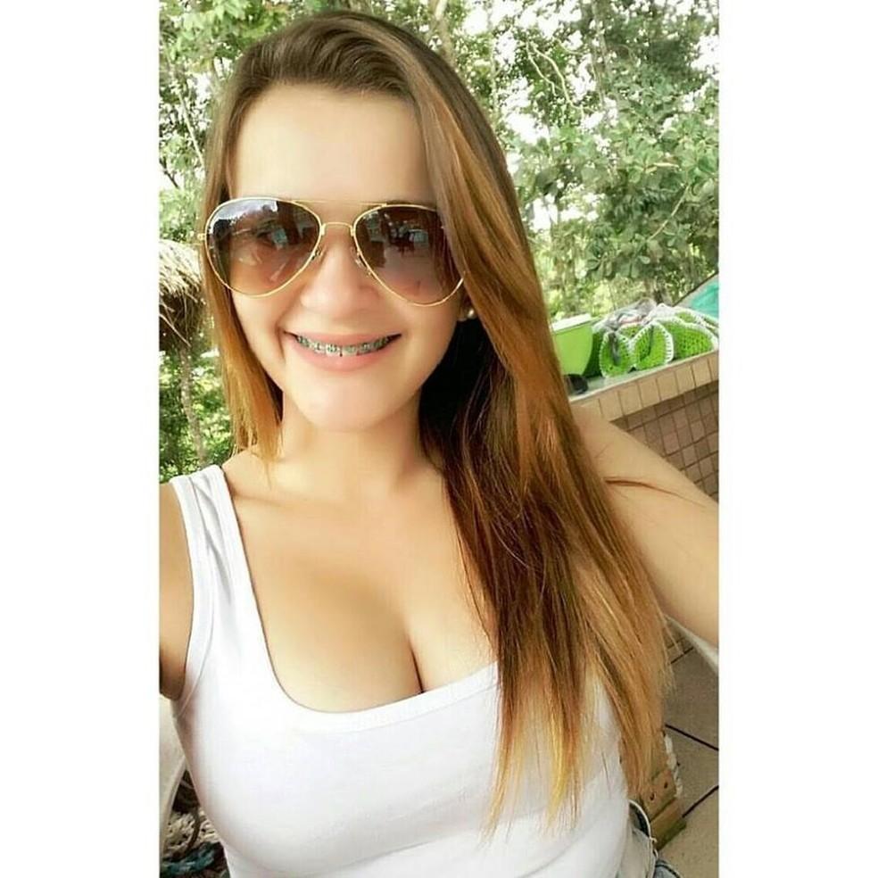 Jéssica Moreira Hernandes tinha 17 anos quando foi morta. — Foto: Facebook/ Reprodução