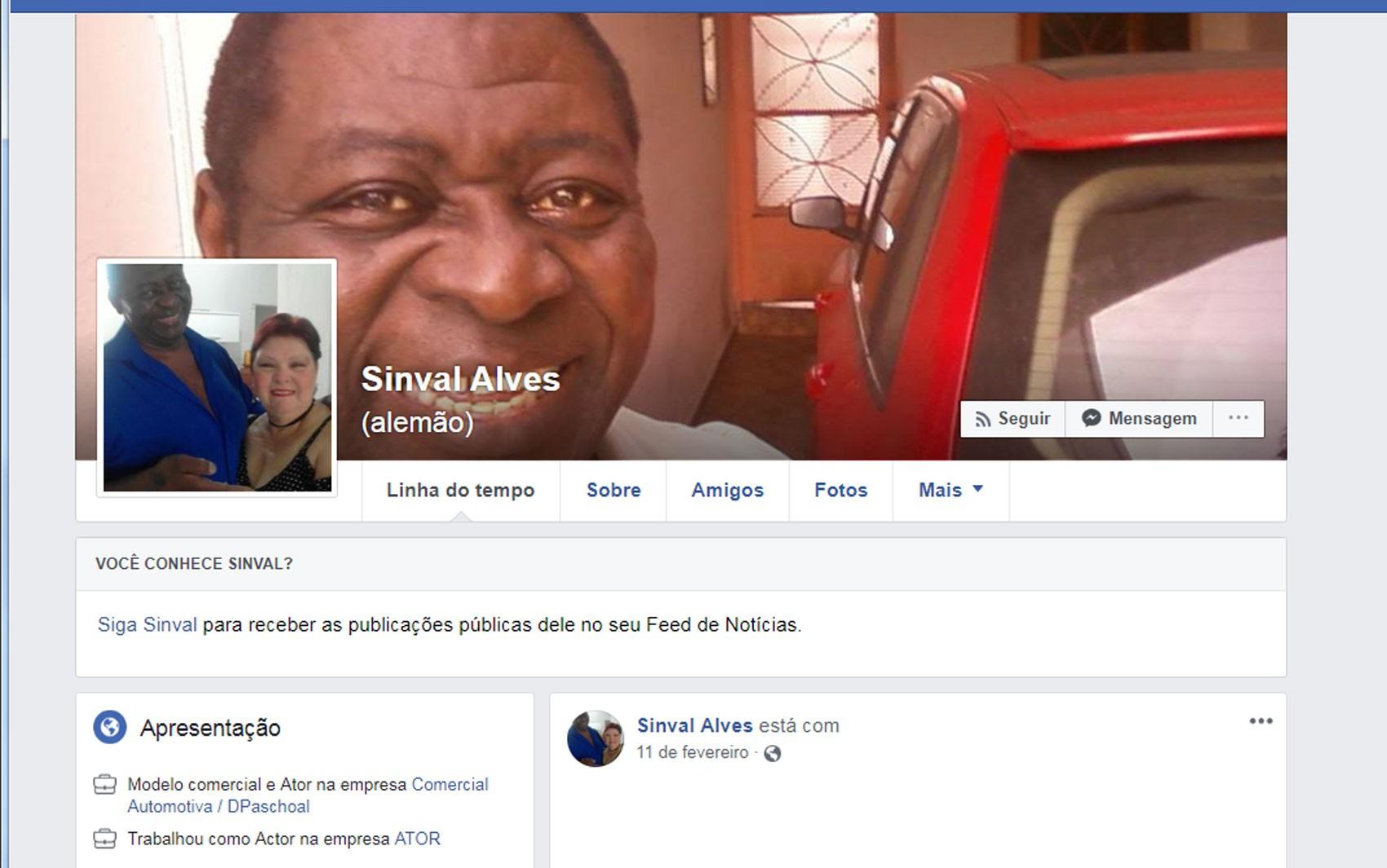 Ator Sinval Alves, o 'Alemão' das propagandas da DPaschoal, morre em SP 2