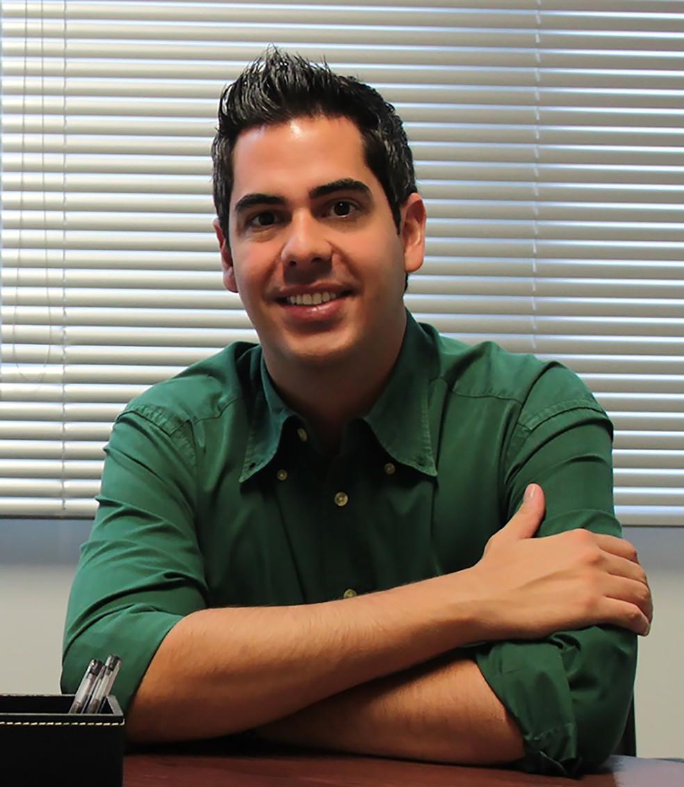 """O publicitário Kleber Piedade criou a Matchbox, plataforma que elabora processos seletivos com base em """"bots"""".  — Foto: Divulgação/Matchbox"""