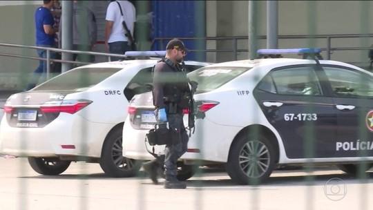 Quadrilha invade terminal de cargas no aeroporto do Galeão e rouba caminhões