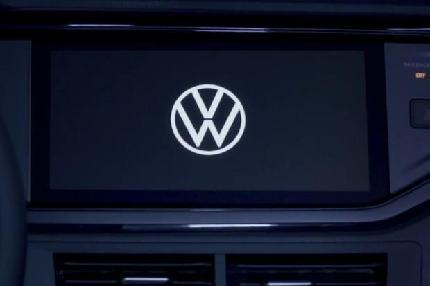 Tela do VW Nivus terá 10 polegadas (Foto: Divulgação)