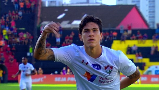 Na conta do artilheiro: veja os gols da vitória do Fluminense sobre o Sport