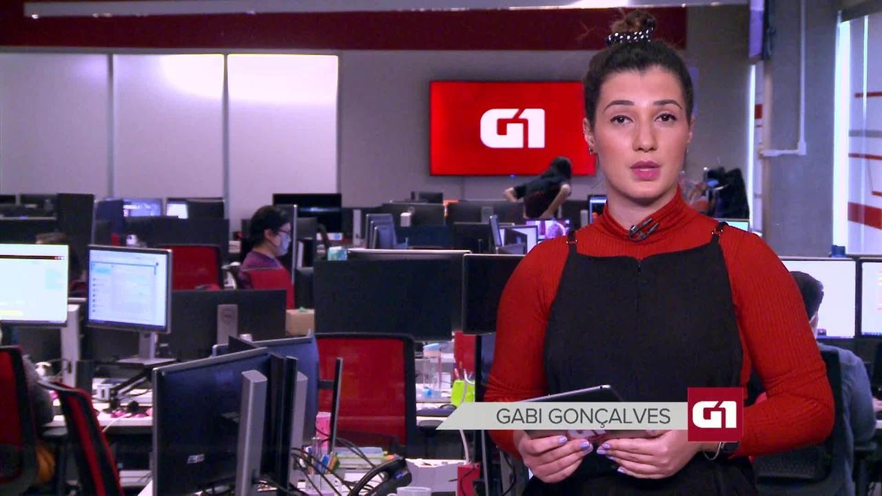 G1 em 1 Minuto: Ocupação de UTIs nos hospitais municipais de São Paulo chega a 48%