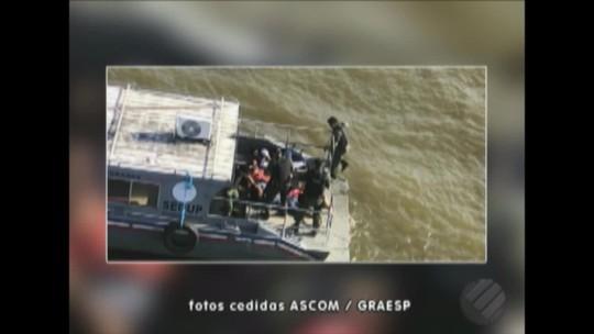 Cerca de 150 celulares e R$20 mil são recuperados após assalto em embarcação que saía de Ponta de Pedras, no Pará