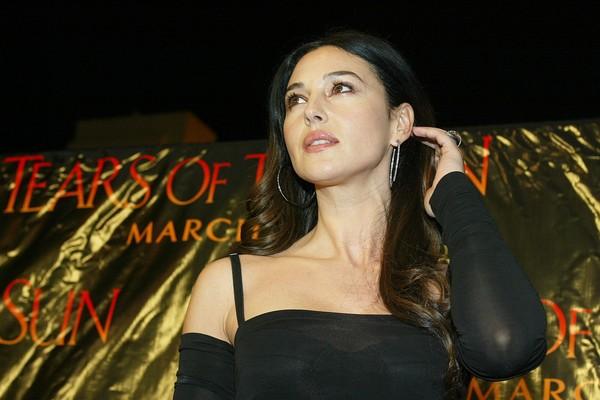 A atriz Monica Bellucci (Foto: Getty Images)