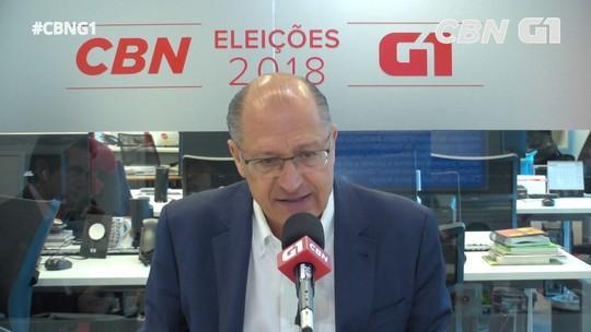 Assista à íntegra das entrevistas dos presidenciáveis ao G1 e à CBN