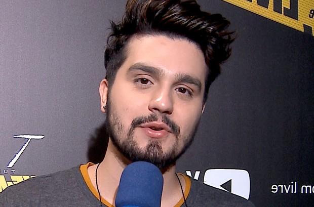 Luan Santana (Foto: Divulgação/RedeTV!)