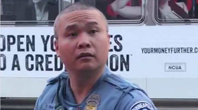 Ex-policial envolvido na morte de George Floyd paga fiança e é solto