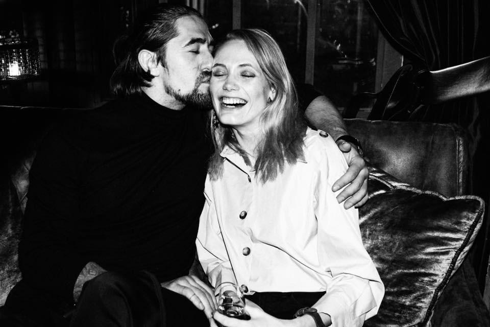 Kira Dice e Igor Cherkasskiy (Foto: Facebook)
