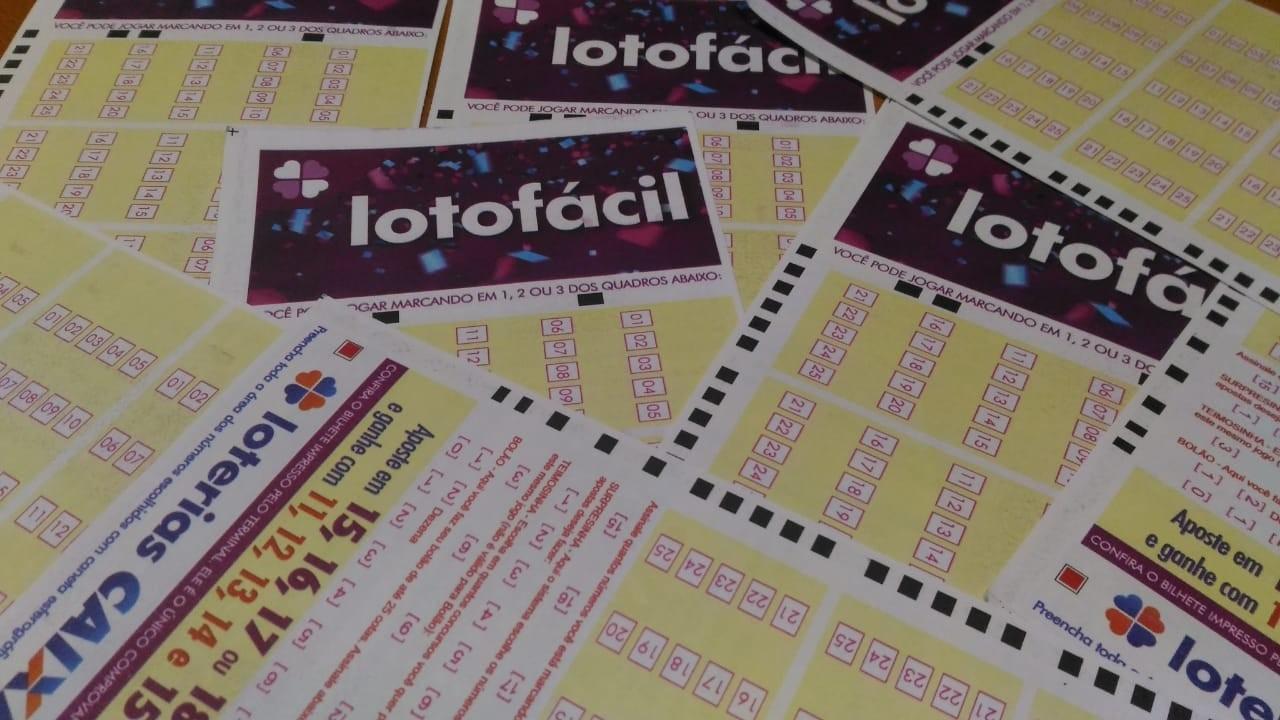 Apostador de Aracaju ganha mais de R$ 893 mil na Lotofácil