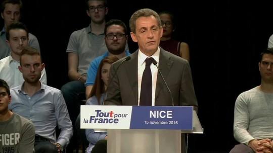 Ex-presidente francês Nicolas Sarkozy é detido para depor