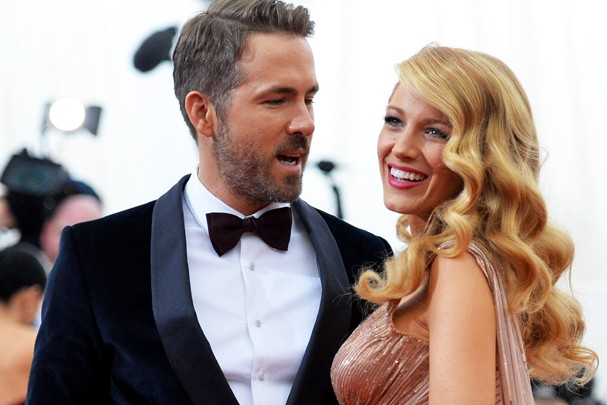 Ryan Reynolds e Blake Lively (Foto: Getty Images)