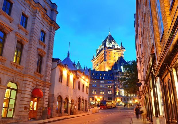 Quebec - Québec - Canadá - intercâmbio - trabalho exterior  (Foto: Thinkstock)